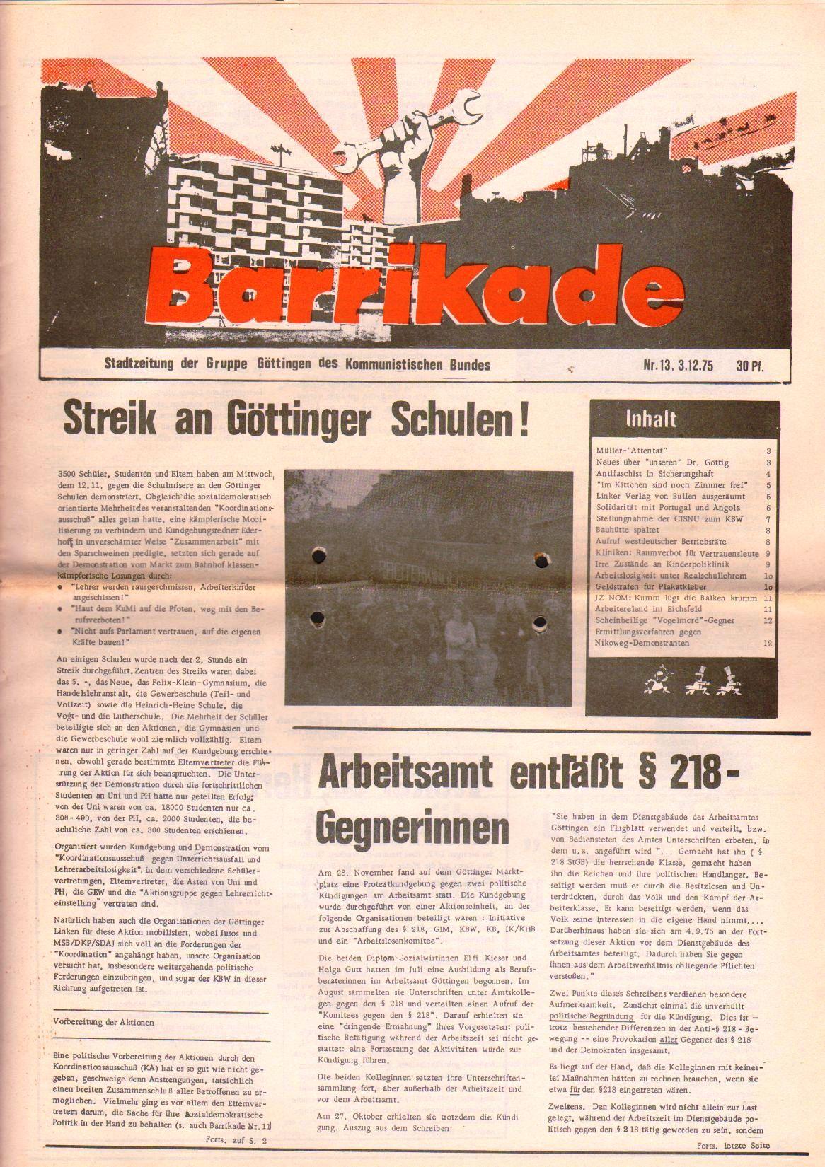 Goettingen_Barrikade071