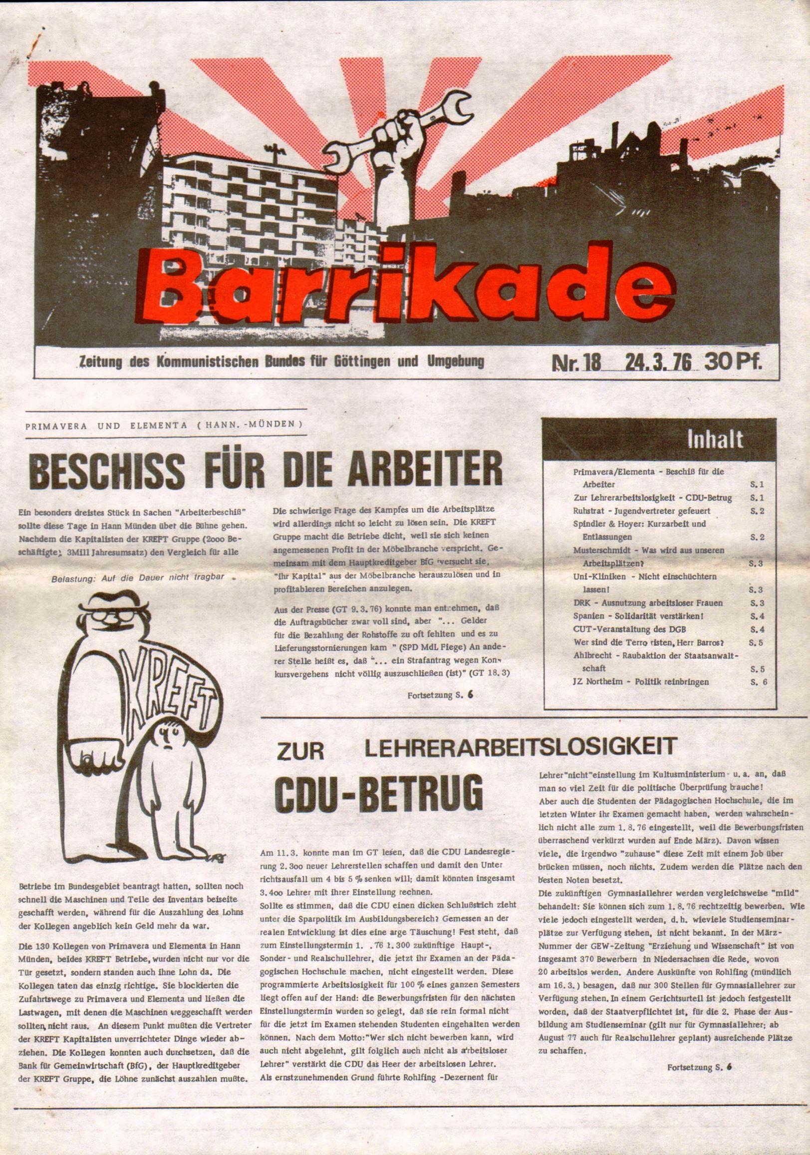 Goettingen_Barrikade109