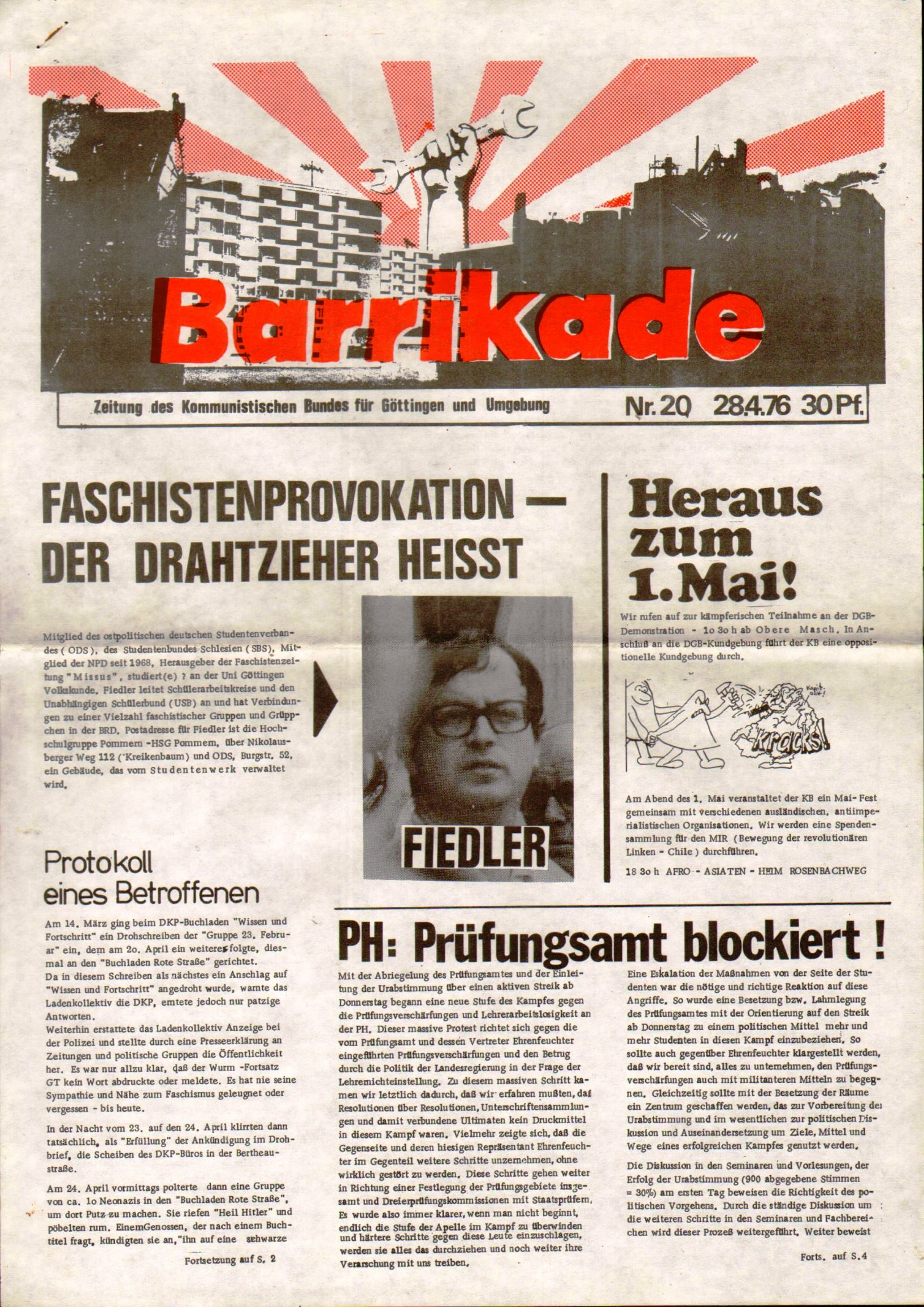 Goettingen_Barrikade121