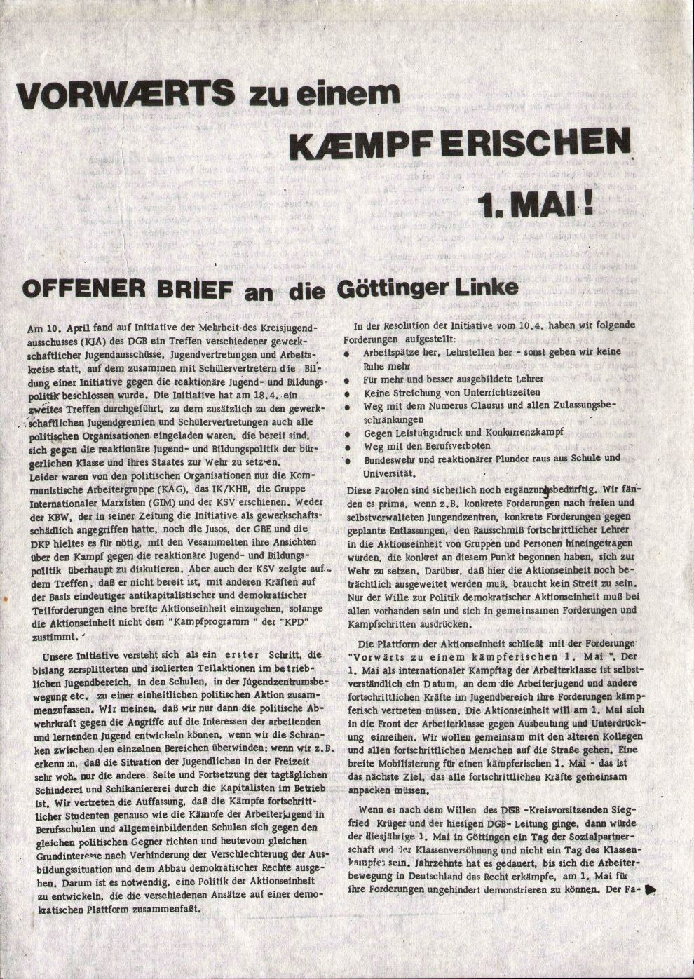Goettingen_KVZ154