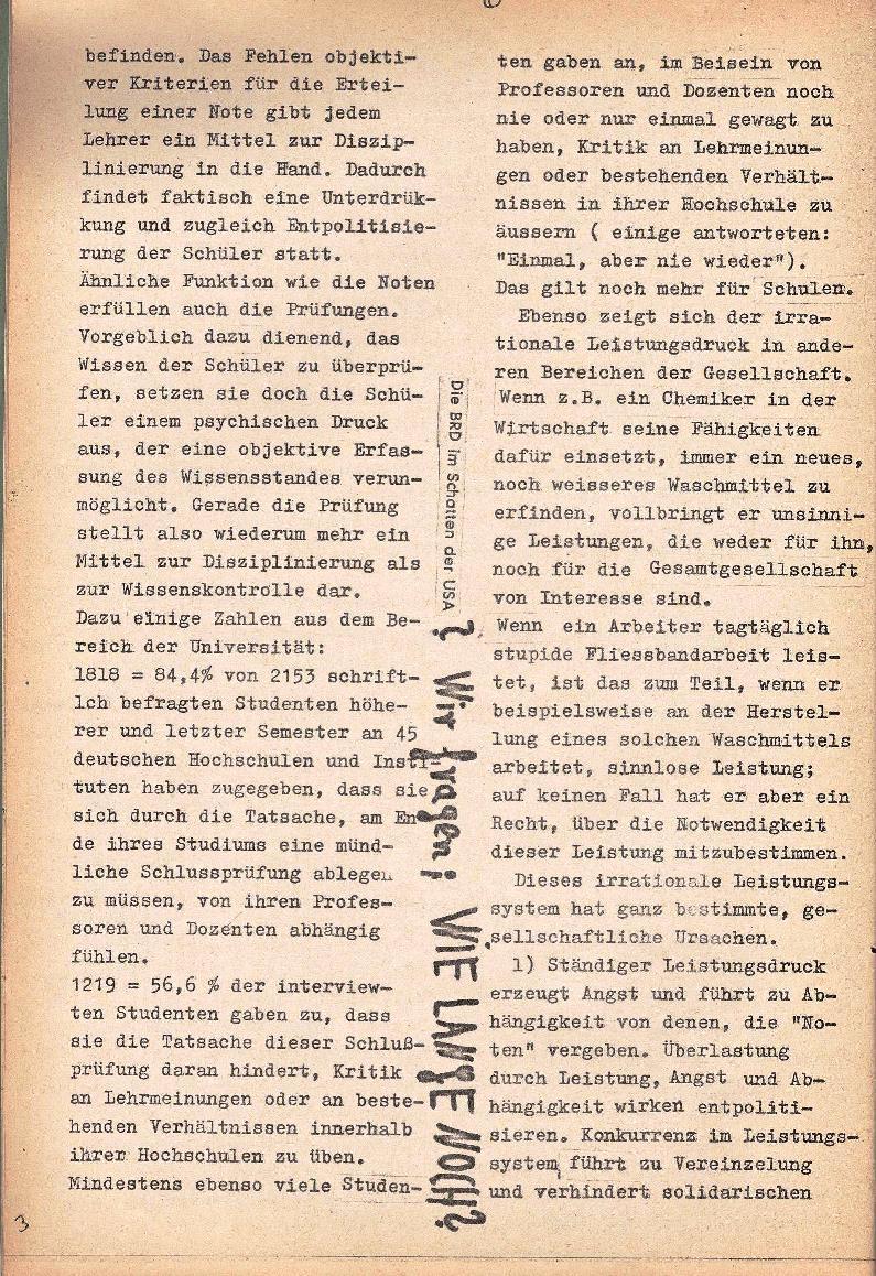 Rote Schule _ ZO der SSG, 1. Jg., 1969, Nr. 1, Seite 6
