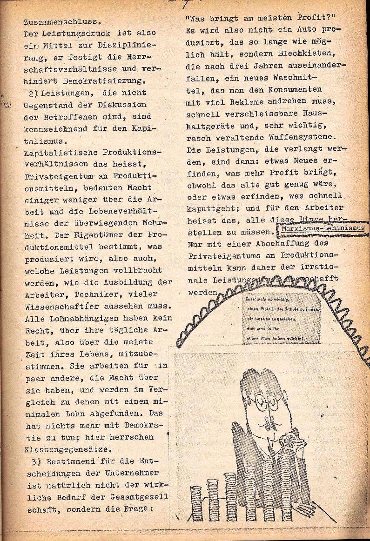 Rote Schule _ ZO der SSG, 1. Jg., 1969, Nr. 1, Seite 7