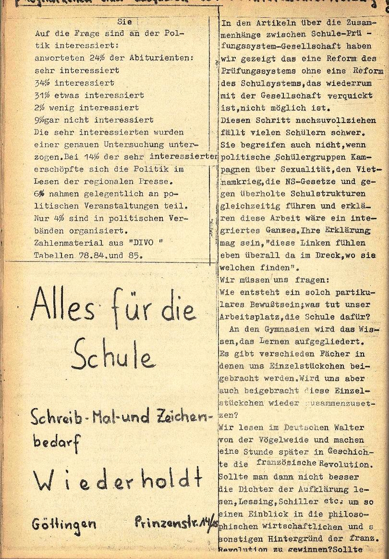 Rote Schule _ ZO der SSG, 1. Jg., 1969, Nr. 1, Seite 18