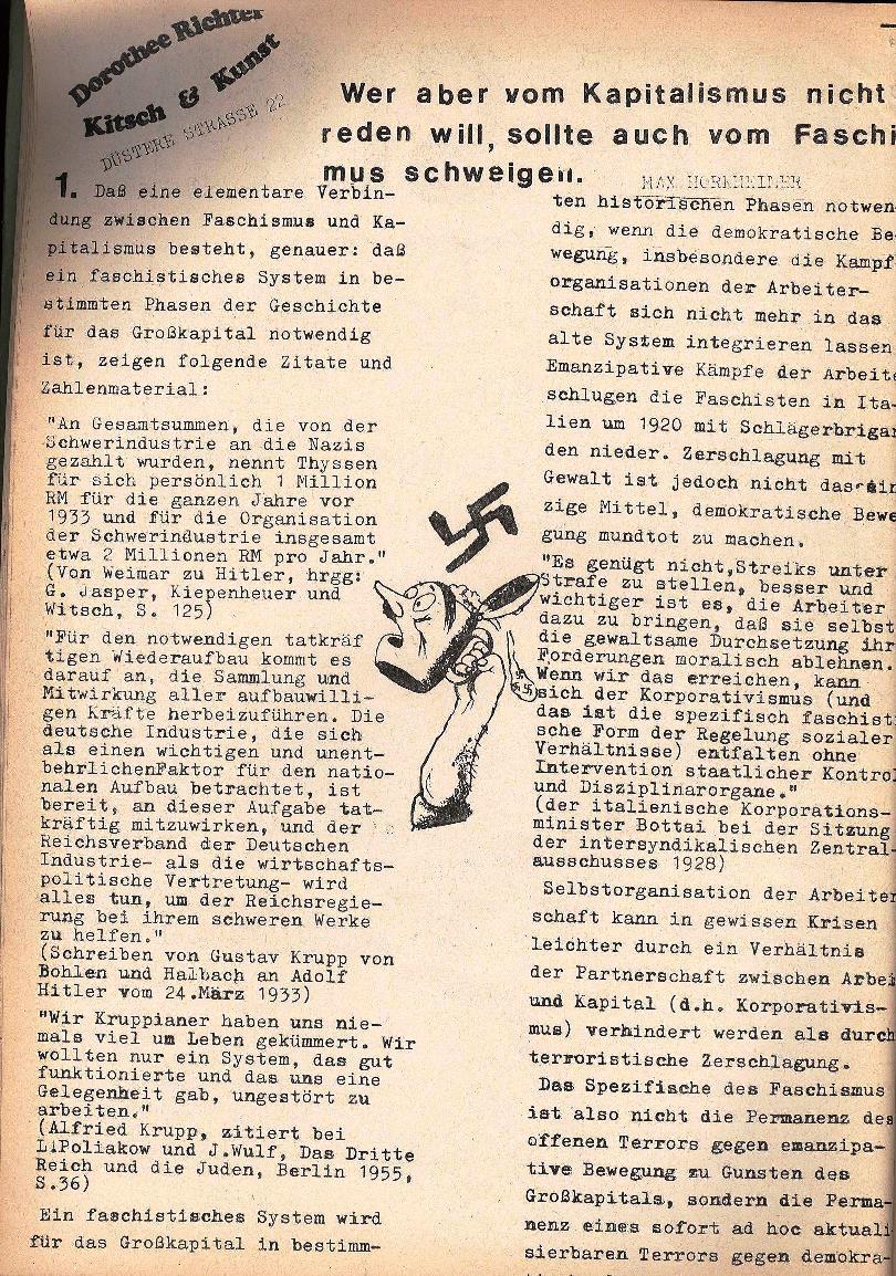 Rote Schule, Extra, Neofaschismus in der BRD (1969), Seite 2