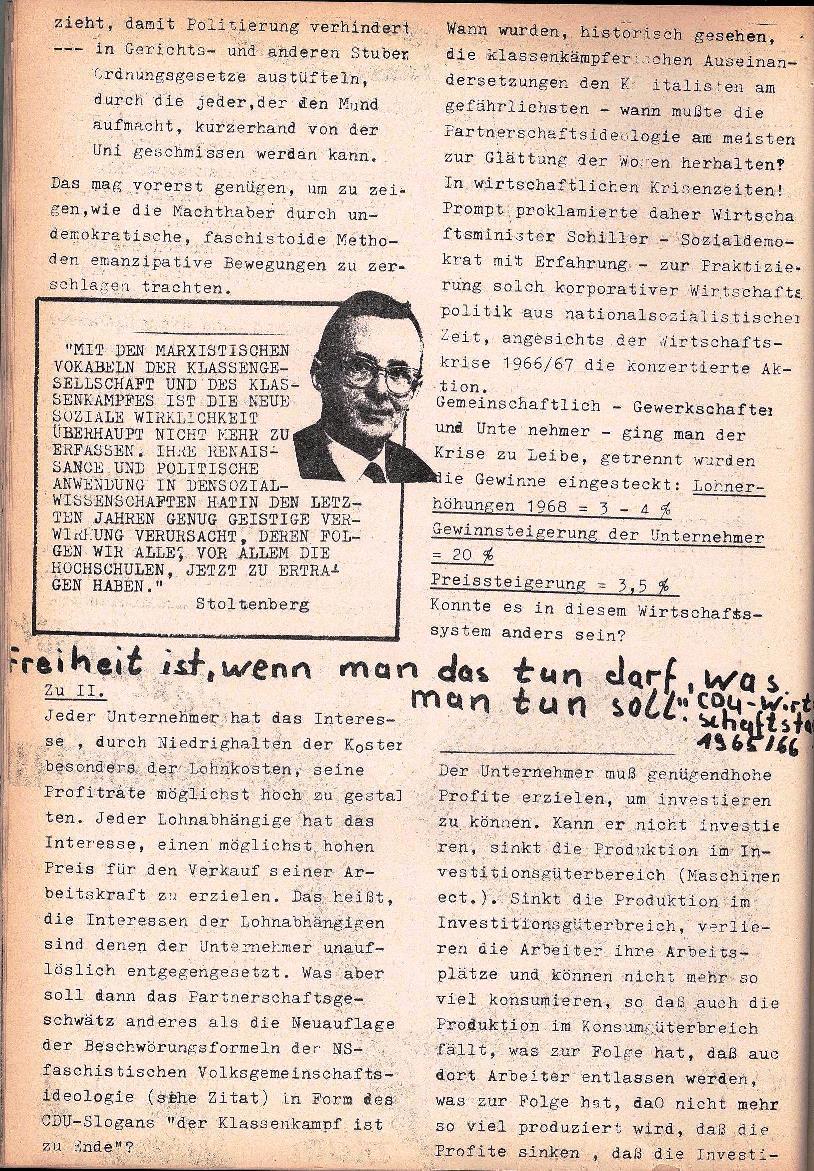 Rote Schule, Extra, Neofaschismus in der BRD (1969), Seite 5