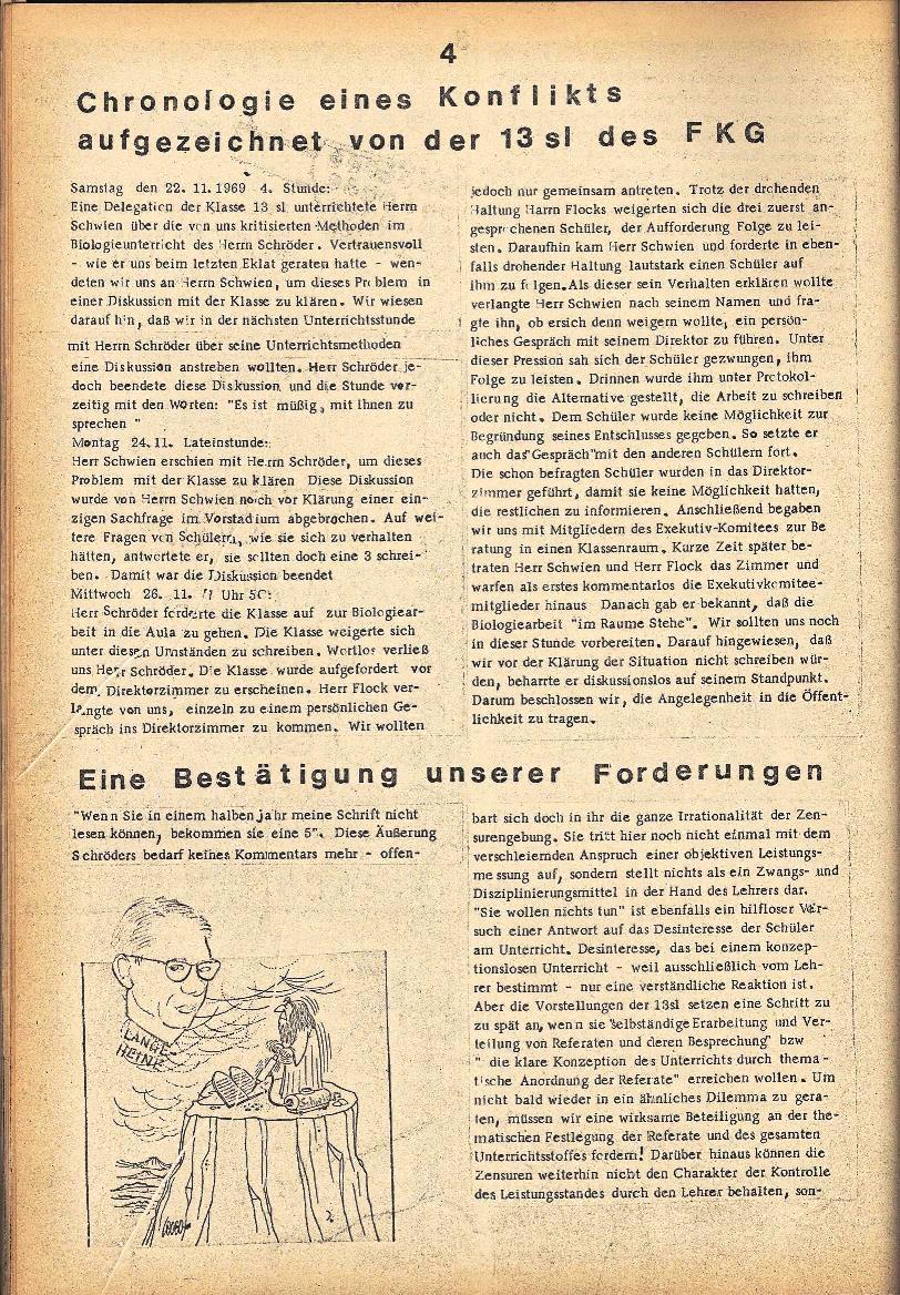 Rote Schule _ ZO der SSG, 1. Jg., 1969, Nr. 2, Seite 4