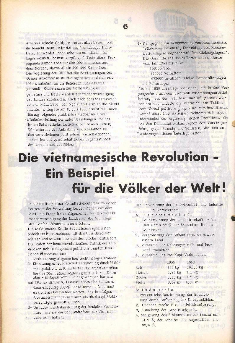 Rote Schule, Extra [Dezember 1969], Seite 6