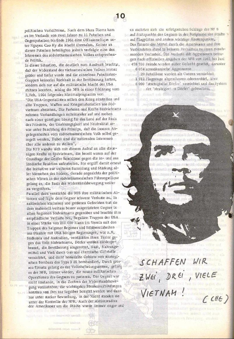 Rote Schule, Extra [Dezember 1969], Seite 10