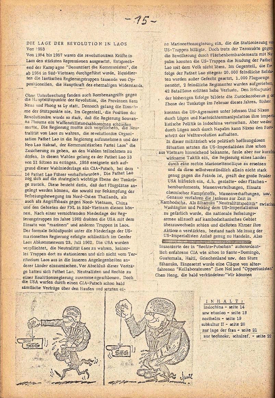Rote Schule _ ZO der SSG, 2. Jg., 1970, Nr. 4, Seite 2