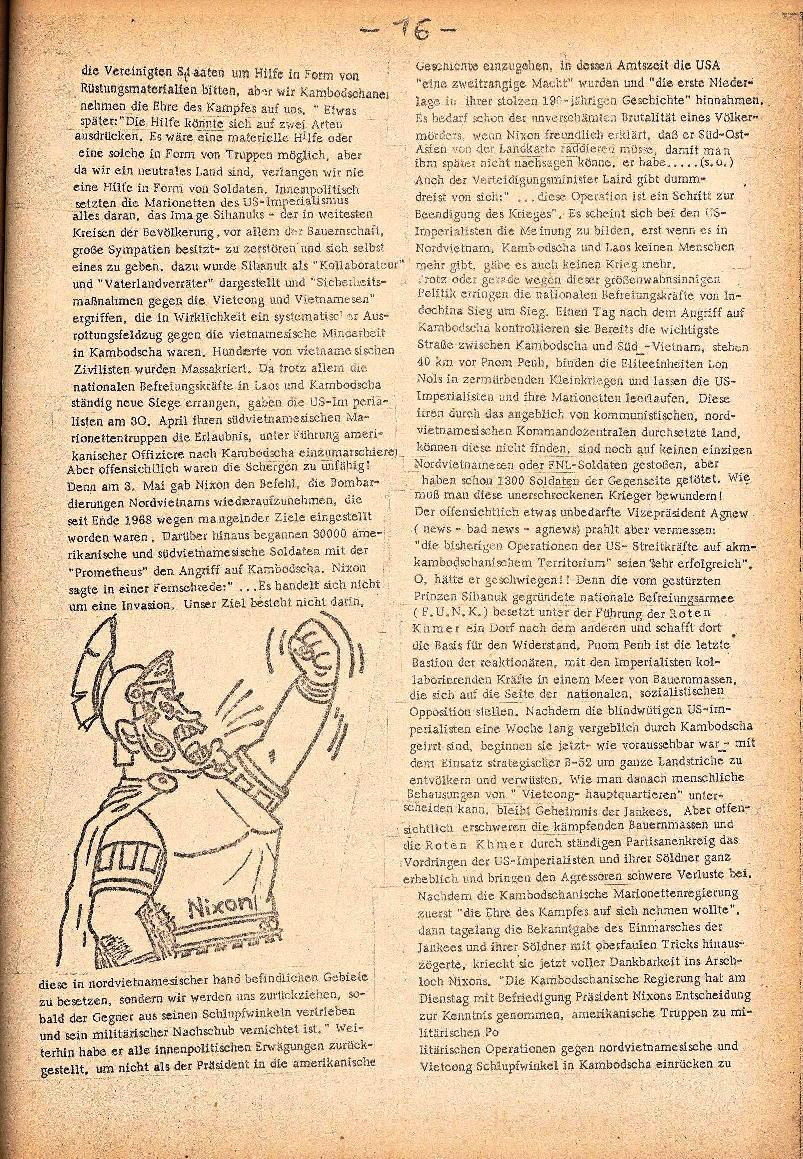 Rote Schule _ ZO der SSG, 2. Jg., 1970, Nr. 4, Seite 3