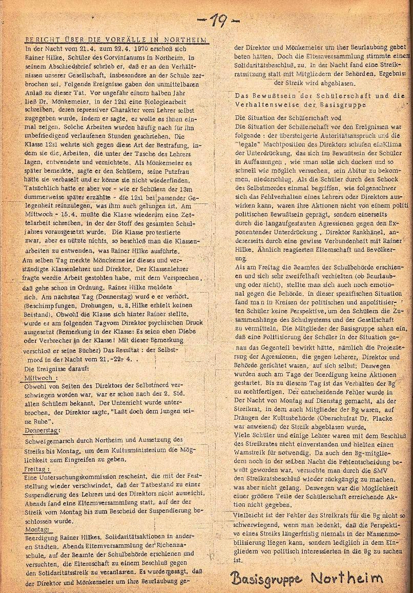 Rote Schule _ ZO der SSG, 2. Jg., 1970, Nr. 4, Seite 6