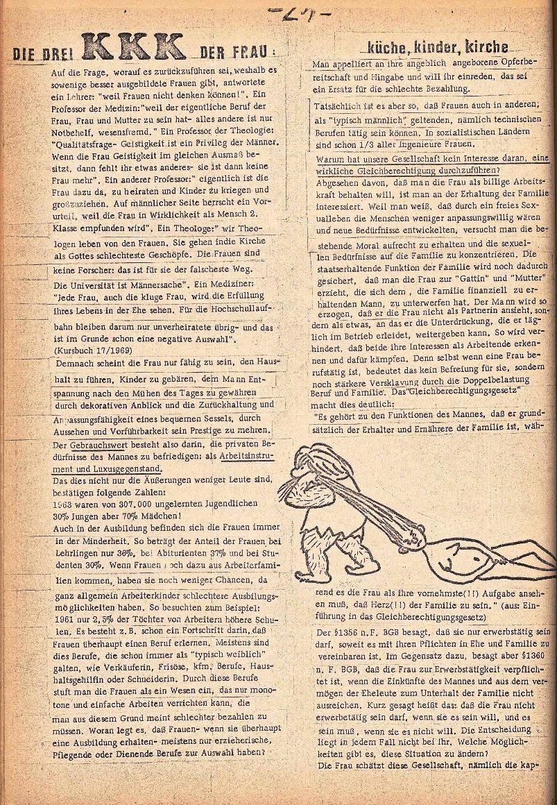 Rote Schule _ ZO der SSG, 2. Jg., 1970, Nr. 4, Seite 8