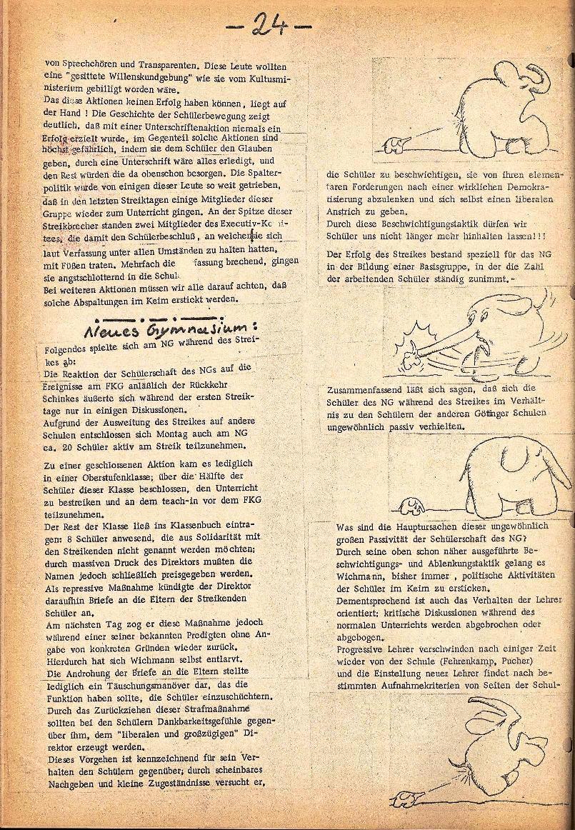 Rote Schule _ ZO der SSG, 2. Jg., 1970, Nr. 5, Seite 2