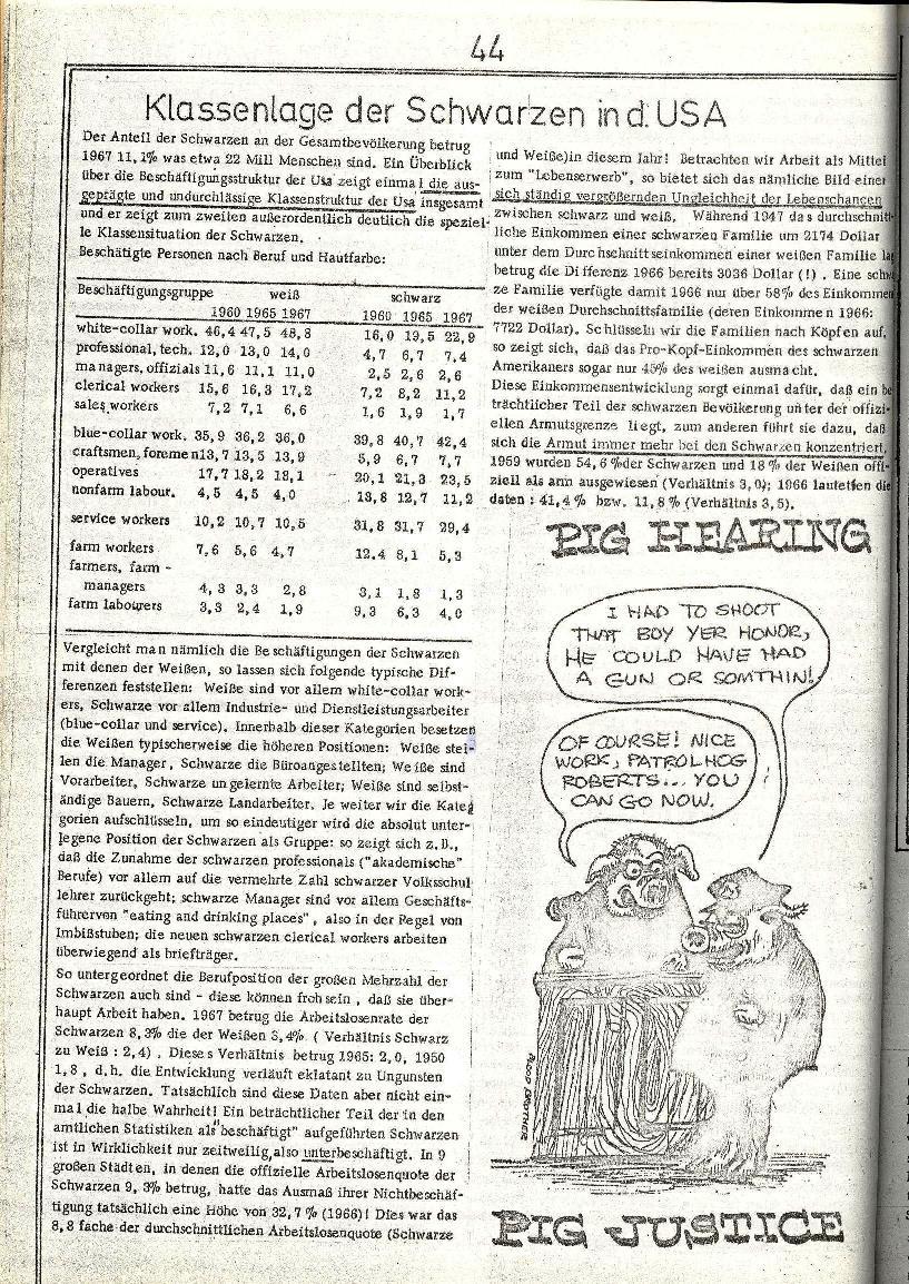 Rote Schule _ ZO der SSG, 2. Jg., 1970, Nr. 7, Seite 4