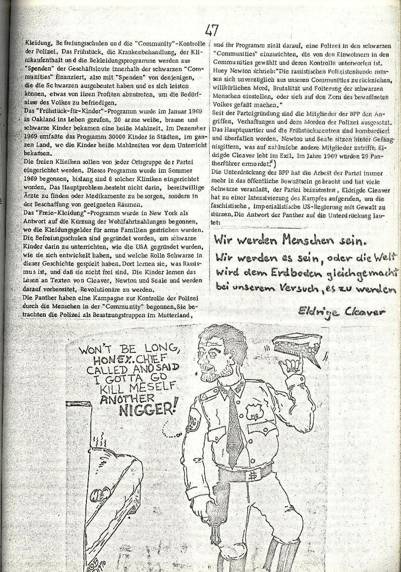 Rote Schule _ ZO der SSG, 2. Jg., 1970, Nr. 7, Seite 7