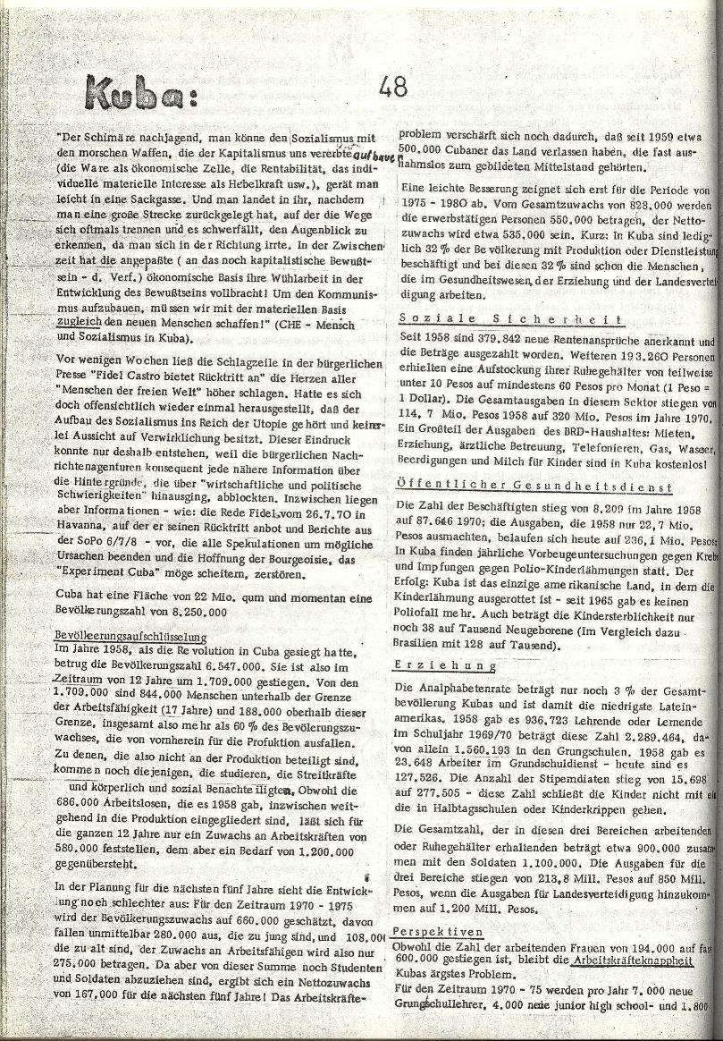 Rote Schule _ ZO der SSG, 2. Jg., 1970, Nr. 7, Seite 8