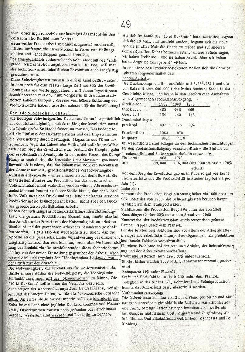 Rote Schule _ ZO der SSG, 2. Jg., 1970, Nr. 7, Seite 9
