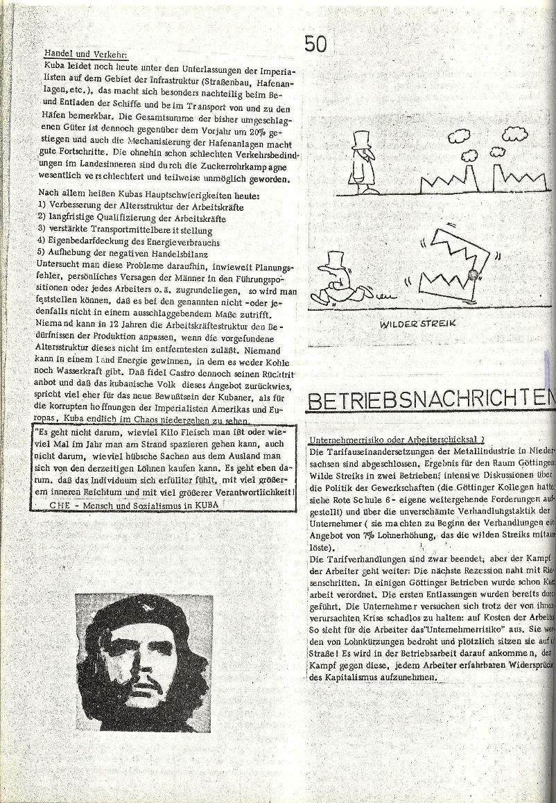 Rote Schule _ ZO der SSG, 2. Jg., 1970, Nr. 7, Seite 10