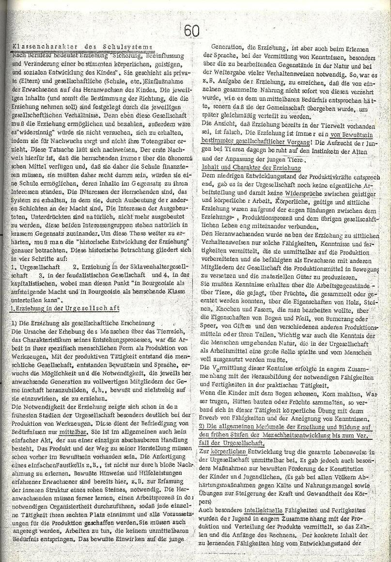 Rote Schule _ ZO der SSG, 2. Jg., 1970, Nr. 8, Seite 9