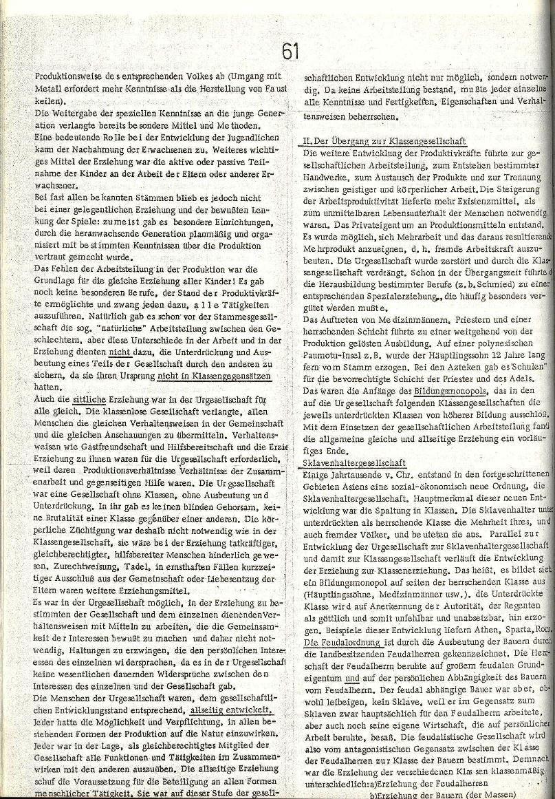 Rote Schule _ ZO der SSG, 2. Jg., 1970, Nr. 8, Seite 10