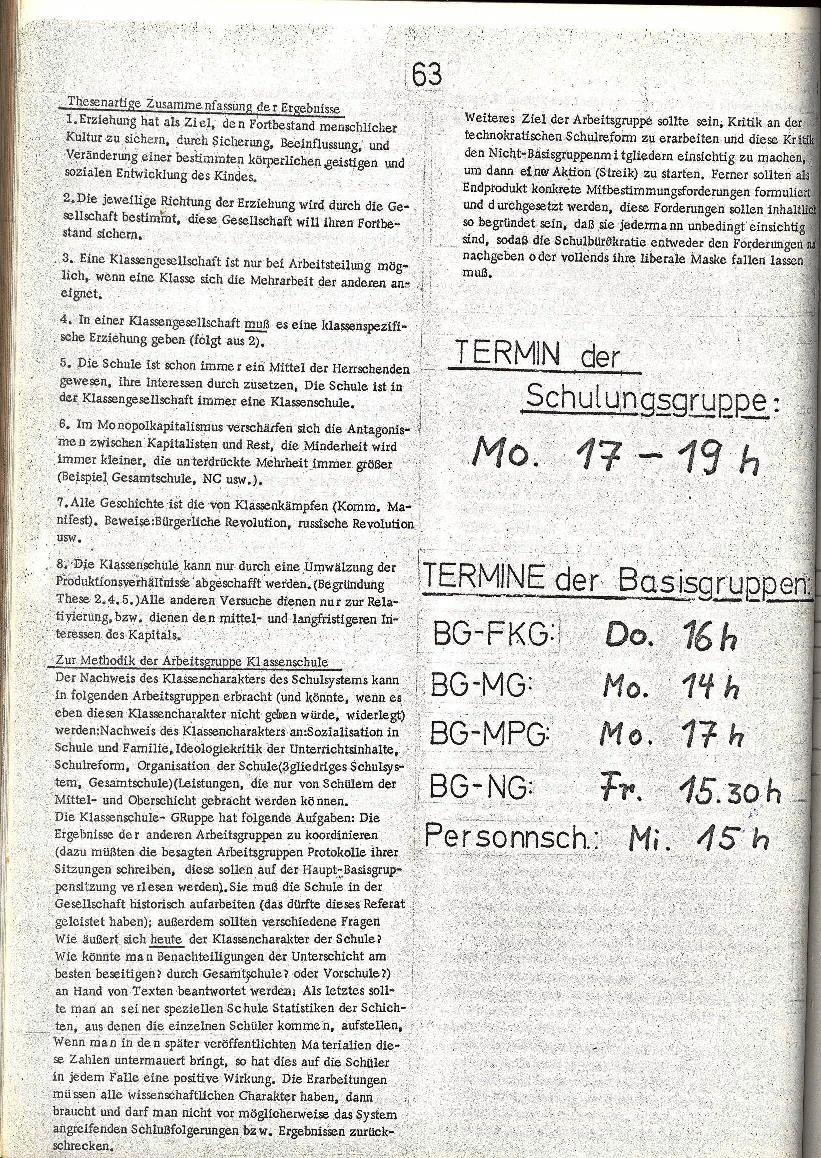 Rote Schule _ ZO der SSG, 2. Jg., 1970, Nr. 8, Seite 12