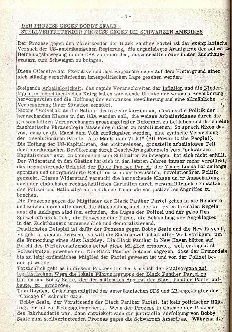 Rote Schule _ ZO der SSG, Extra [März 1971], Seite 2