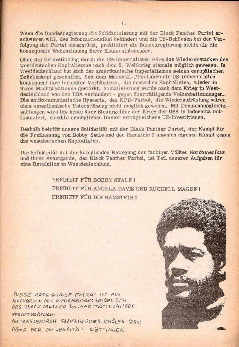 Rote Schule _ ZO der SSG, Extra [März 1971], Seite 5