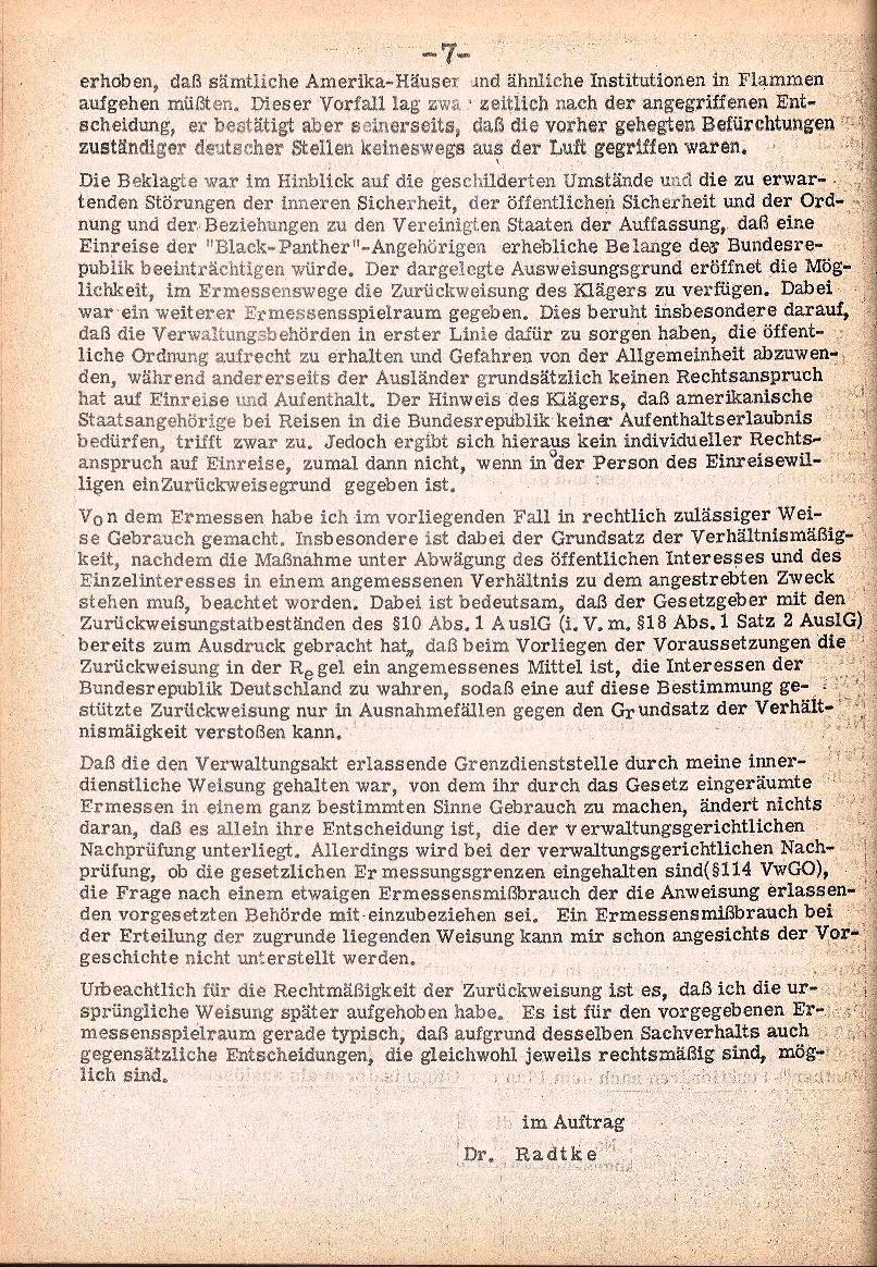 Rote Schule _ ZO der SSG, Extra [März 1971], Seite 8