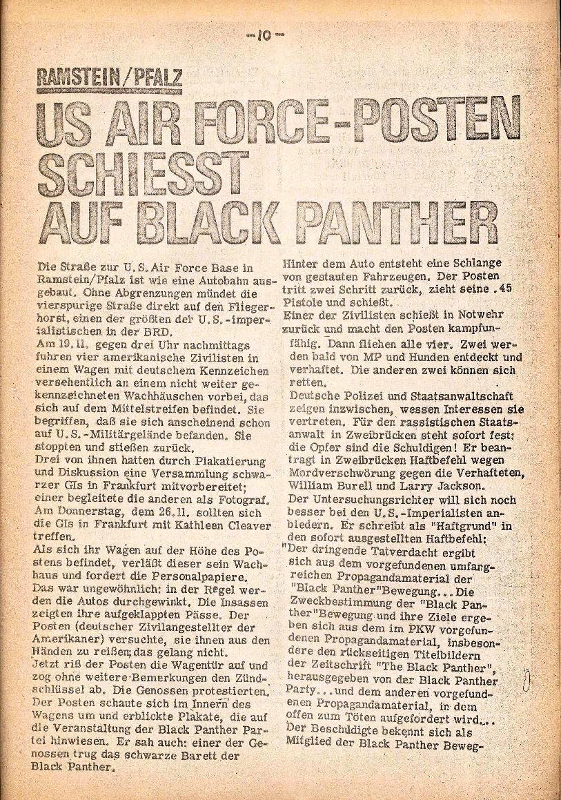 Rote Schule _ ZO der SSG, Extra [März 1971], Seite 11