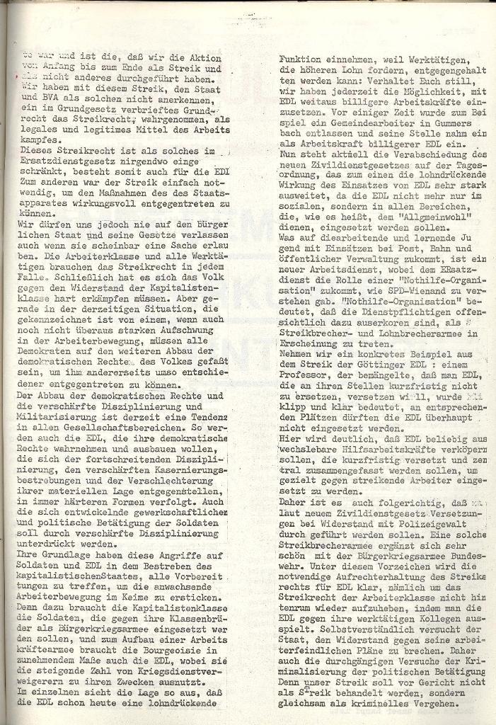 Schulkampf _ Organ der KSF, Göttingen, Nr. 4 [1973], Seite 19