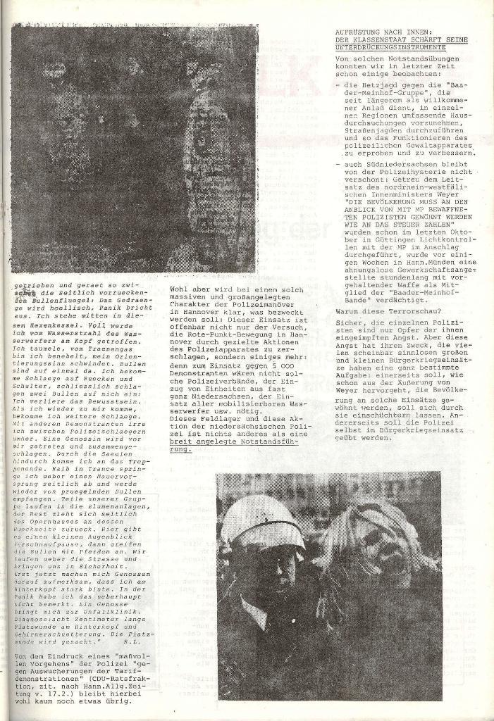 AStA_Info, Nr. 1, Polizei probt Notstand [1972], Seite 3
