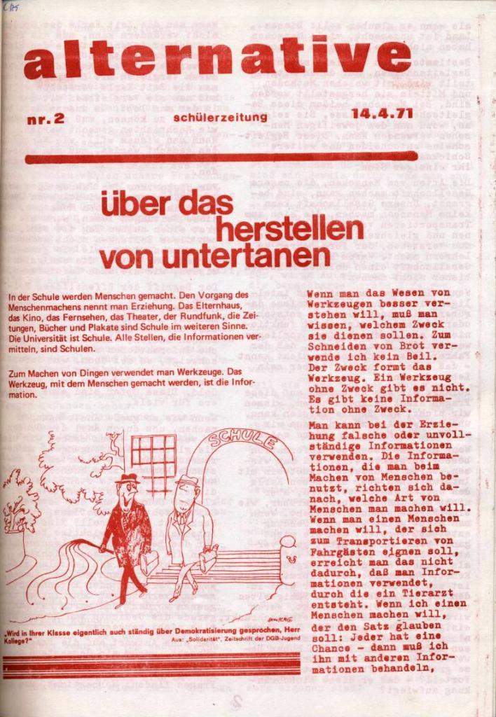 Kreiensen_Alternative_1971_04_14_Nr_2