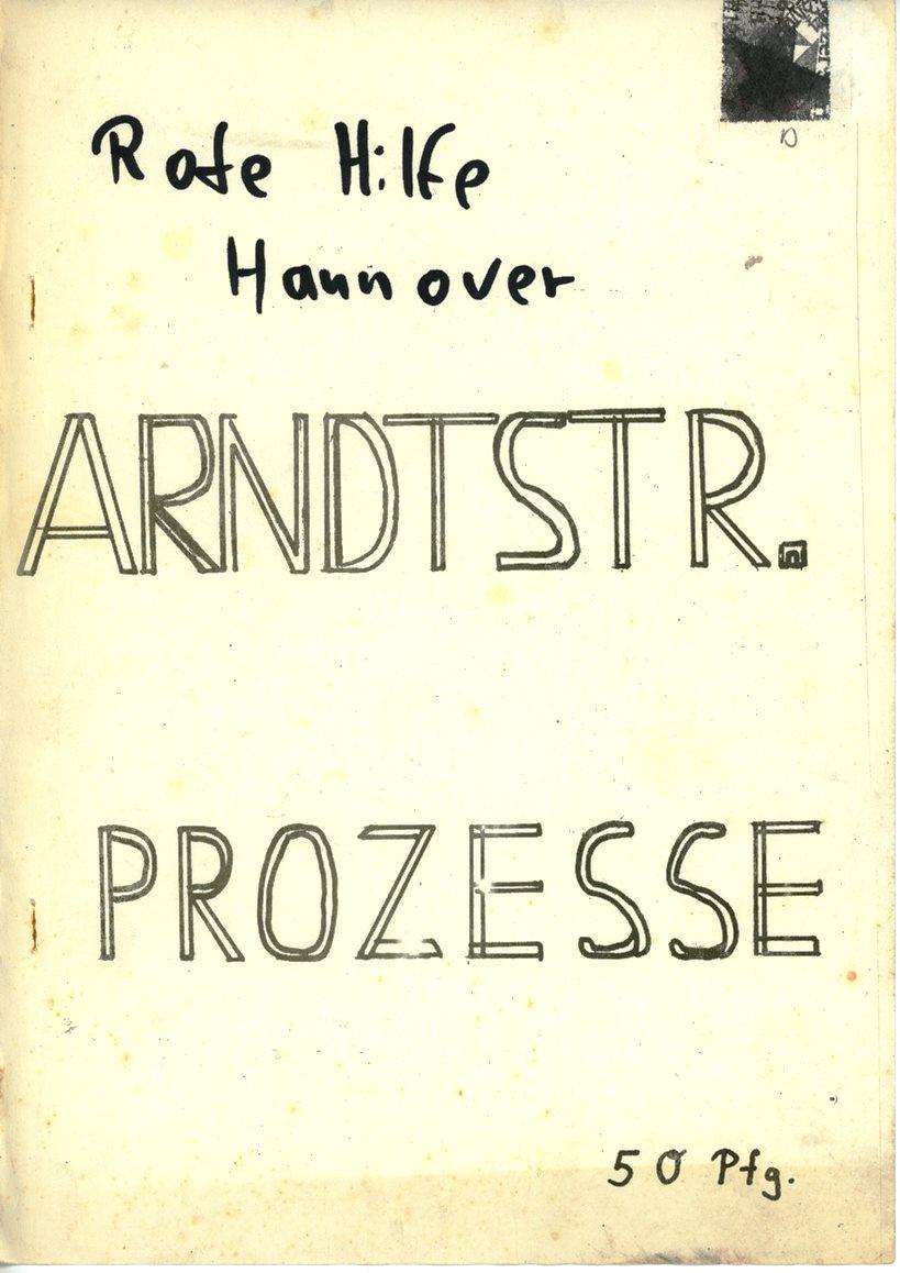 Hannover_RH_1973_Arndtstr_Prozesse_01