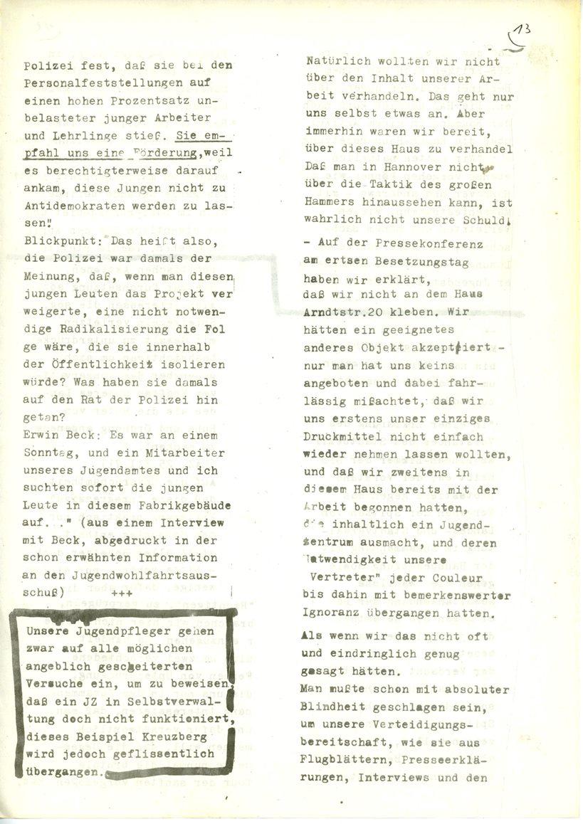 Hannover_RH_1973_Arndtstr_Prozesse_13