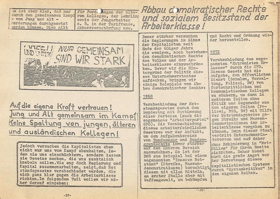 Hannover_RJVD_1977_Arbeitslosigkeit_14