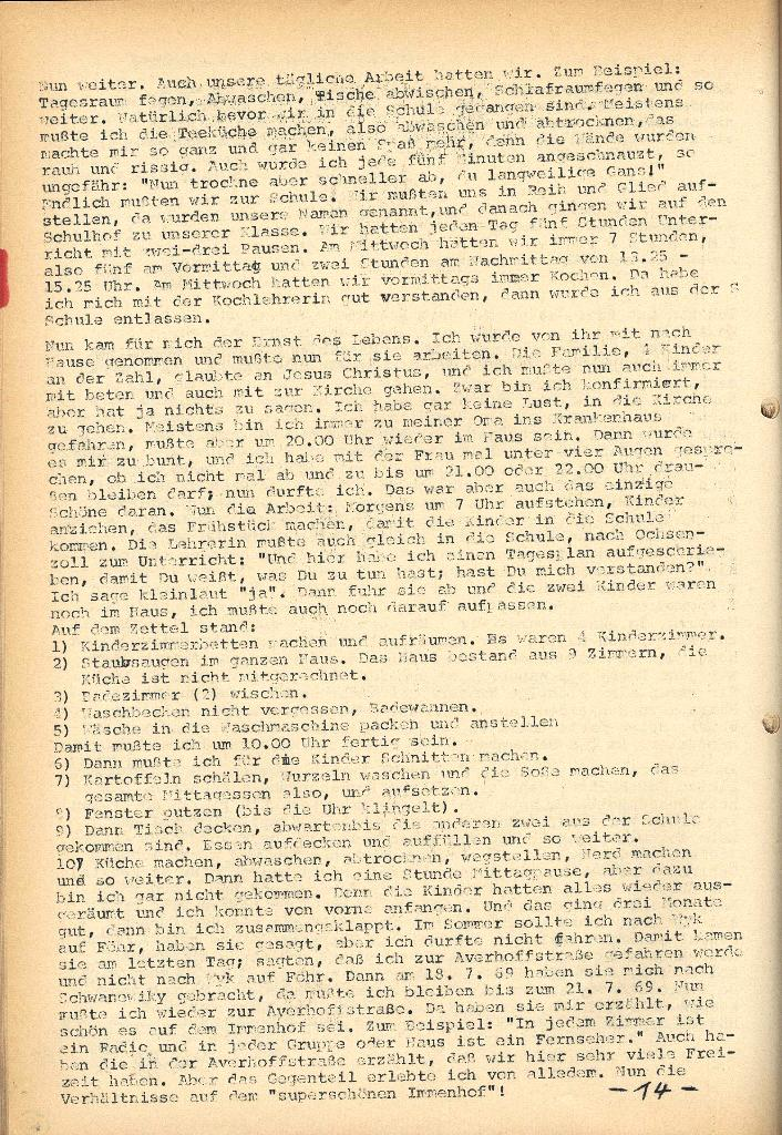Rote Provinz, Nr. 6, Bad Gandersheim, Mai 1970, Seite 4