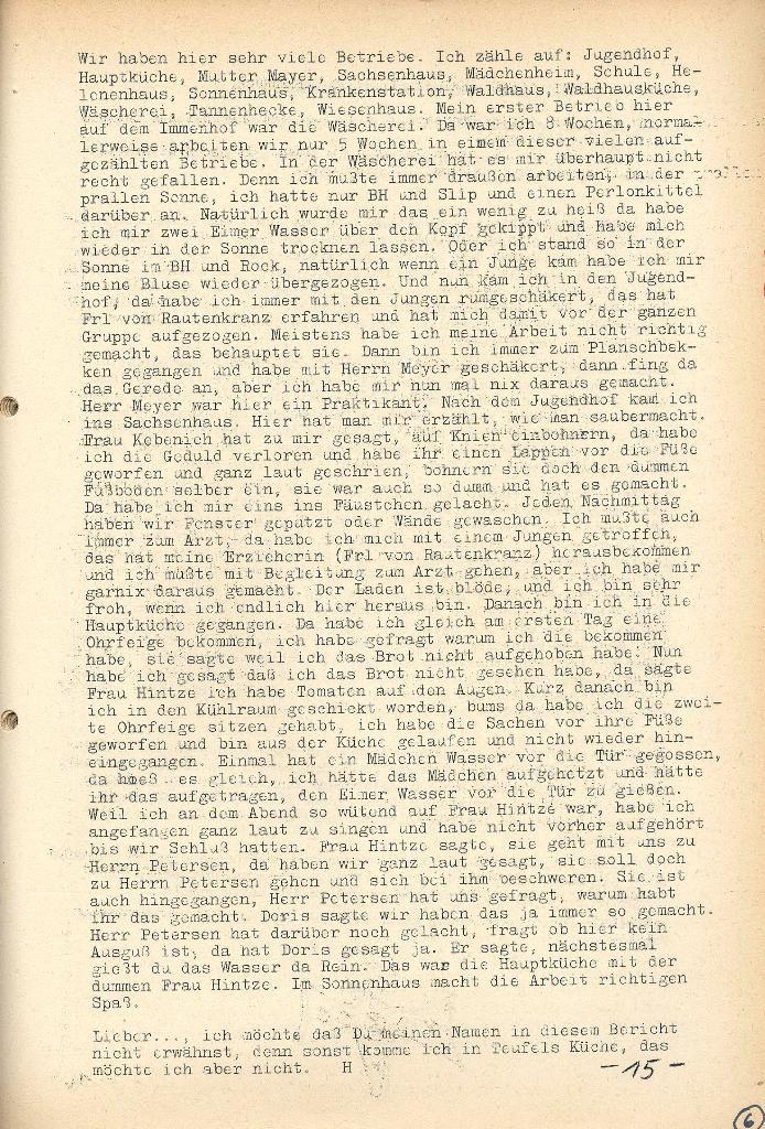 Rote Provinz, Nr. 6, Bad Gandersheim, Mai 1970, Seite 5