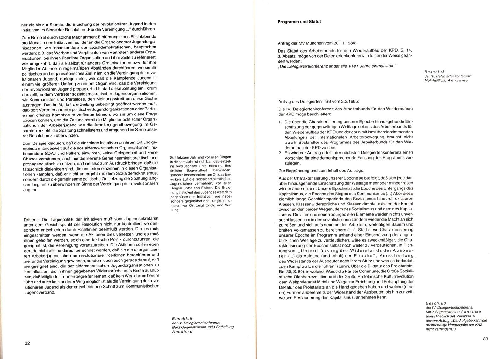 ABG_1985_Beschluesse_IV_Delegiertenkonferenz_18