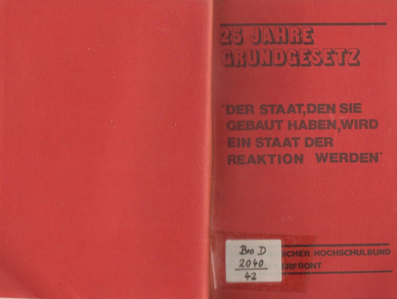 KHB_RSF_1974_25_Jahre_Grundgesetz_01