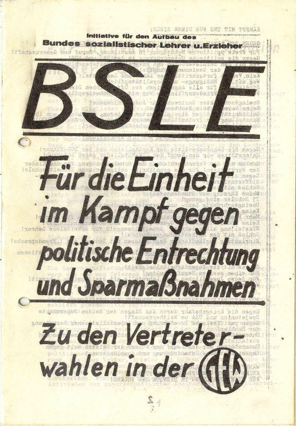BSLE075