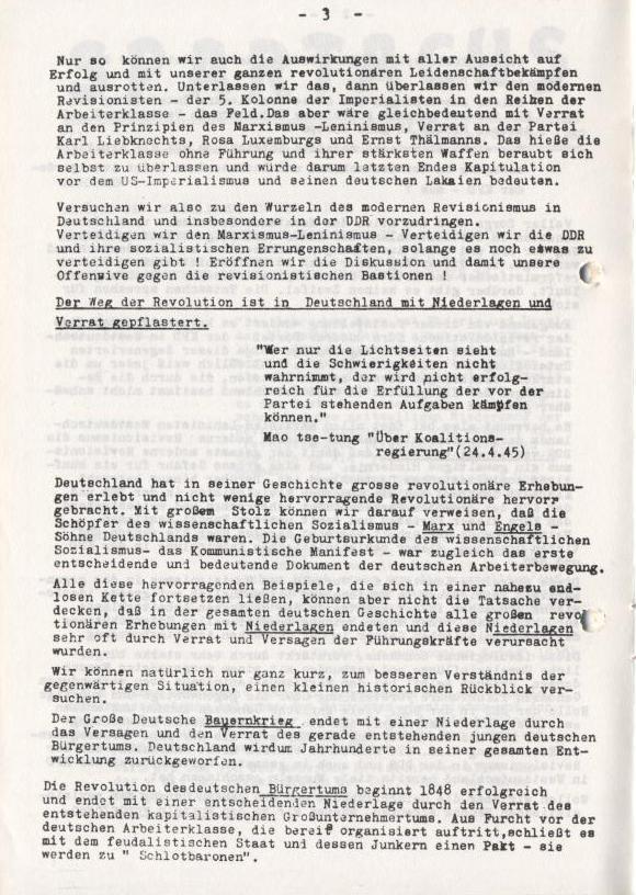 Spartacus_Brief, Nr. 2/3, Sept./Okt. 1967, Seite 3