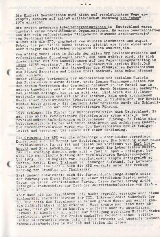 Spartacus_Brief, Nr. 2/3, Sept./Okt. 1967, Seite 4