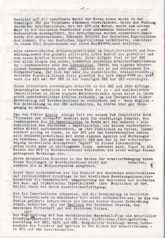 Spartacus_Brief, Nr. 2/3, Sept./Okt. 1967, Seite 7