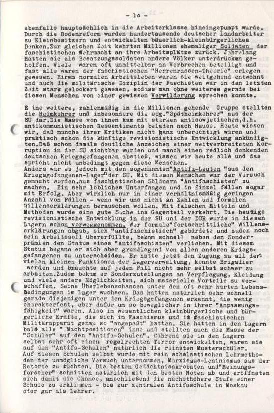 Spartacus_Brief, Nr. 2/3, Sept./Okt. 1967, Seite 10