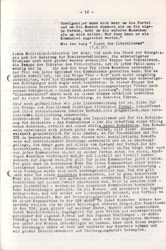 Spartacus_Brief, Nr. 2/3, Sept./Okt. 1967, Seite 12