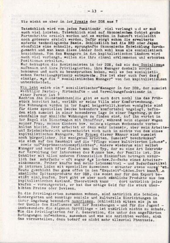 Spartacus_Brief, Nr. 2/3, Sept./Okt. 1967, Seite 13