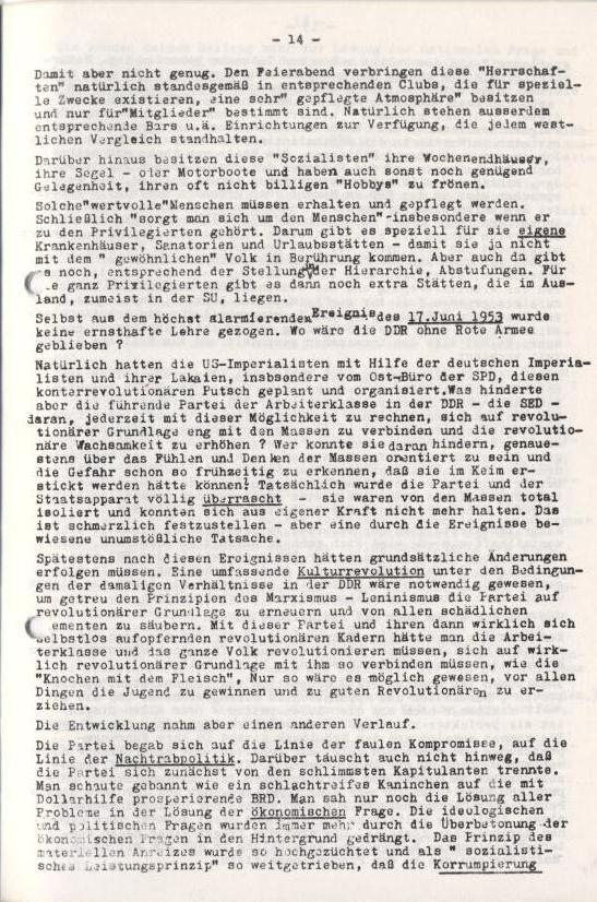 Spartacus_Brief, Nr. 2/3, Sept./Okt. 1967, Seite 14