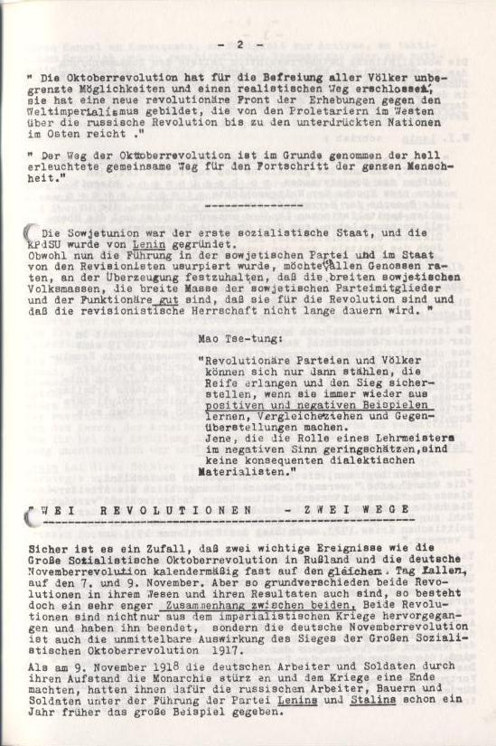 Spartacus_Brief, 4/5, Nov./Dez. 1967, Seite 2