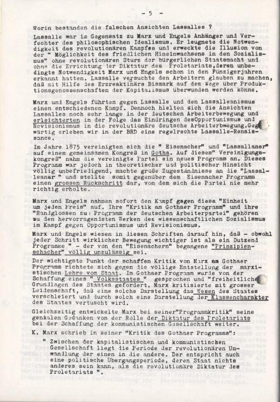 Spartacus_Brief, 4/5, Nov./Dez. 1967, Seite 5
