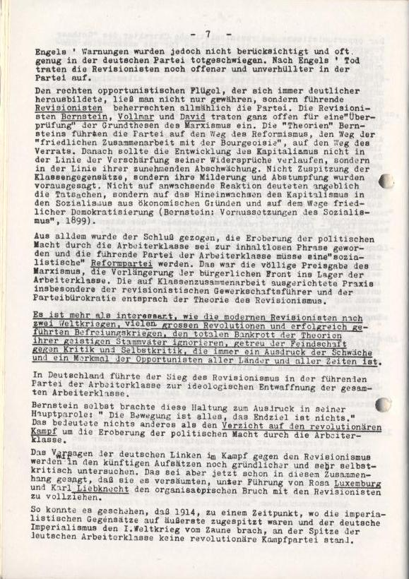 Spartacus_Brief, 4/5, Nov./Dez. 1967, Seite 7